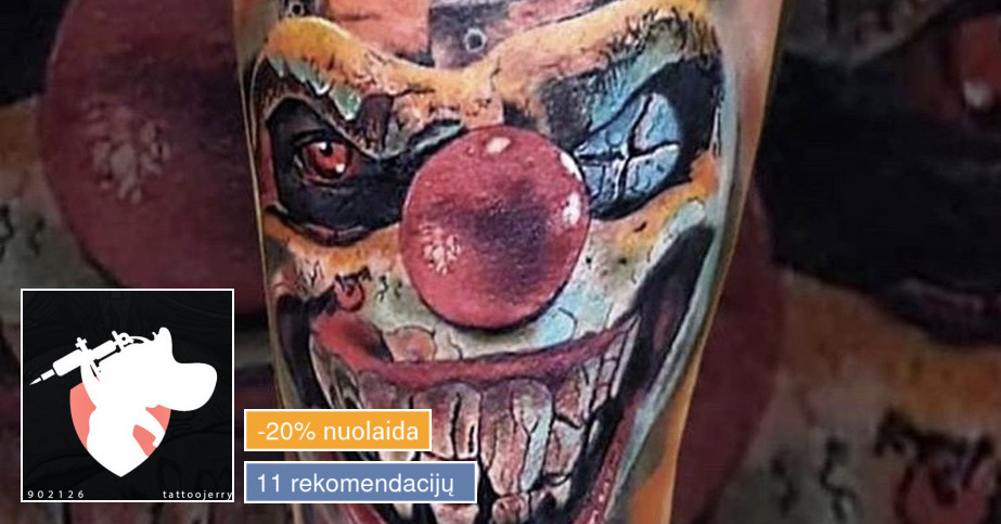Jerrys Tattoo