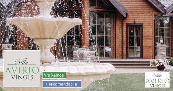 Villa Avirio Vingis