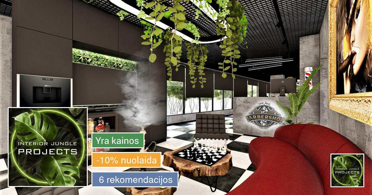 Interjero Projektai / Dizainas Visoje Lietuvoje!