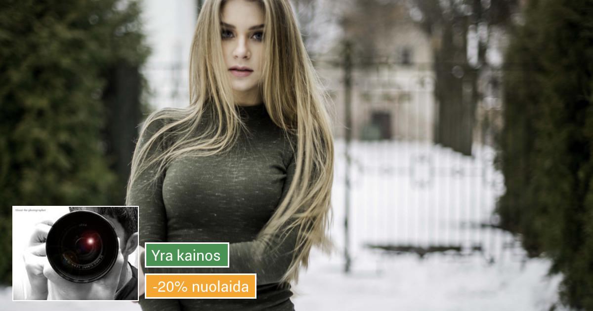 Fotografas visa Lietuva