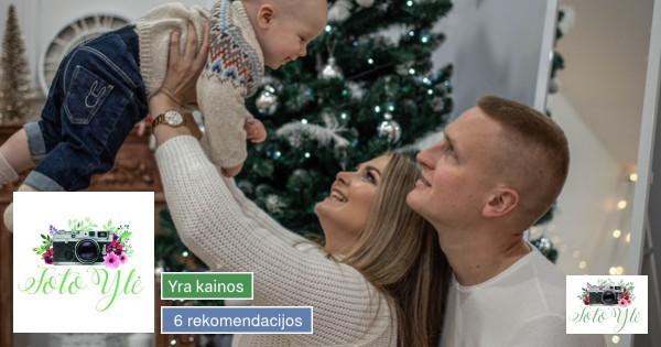 Kalėdinių fotosesijų rezervacija prasideda :)