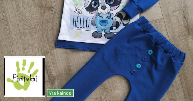 Nauji drabužėliai vaikams