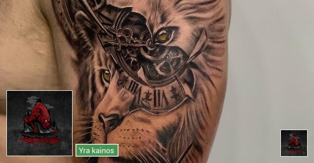 Profesionalios Tatuiruotės