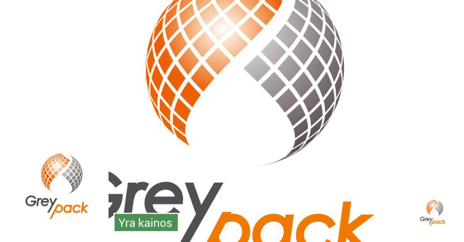 GreyPack - kraustymo ir transporto įmonė