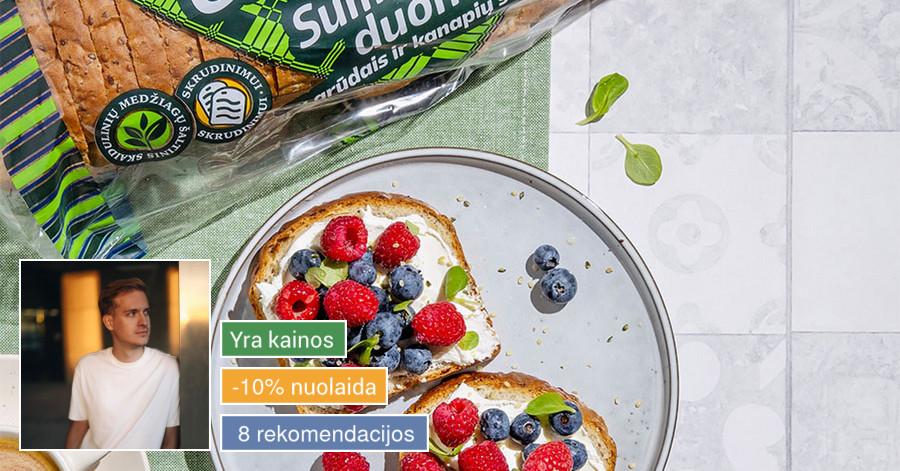 Maisto, produktų fotografija