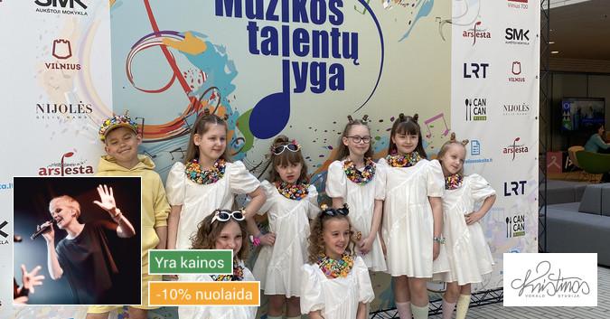 Vokalo mokytoja Vilniuje