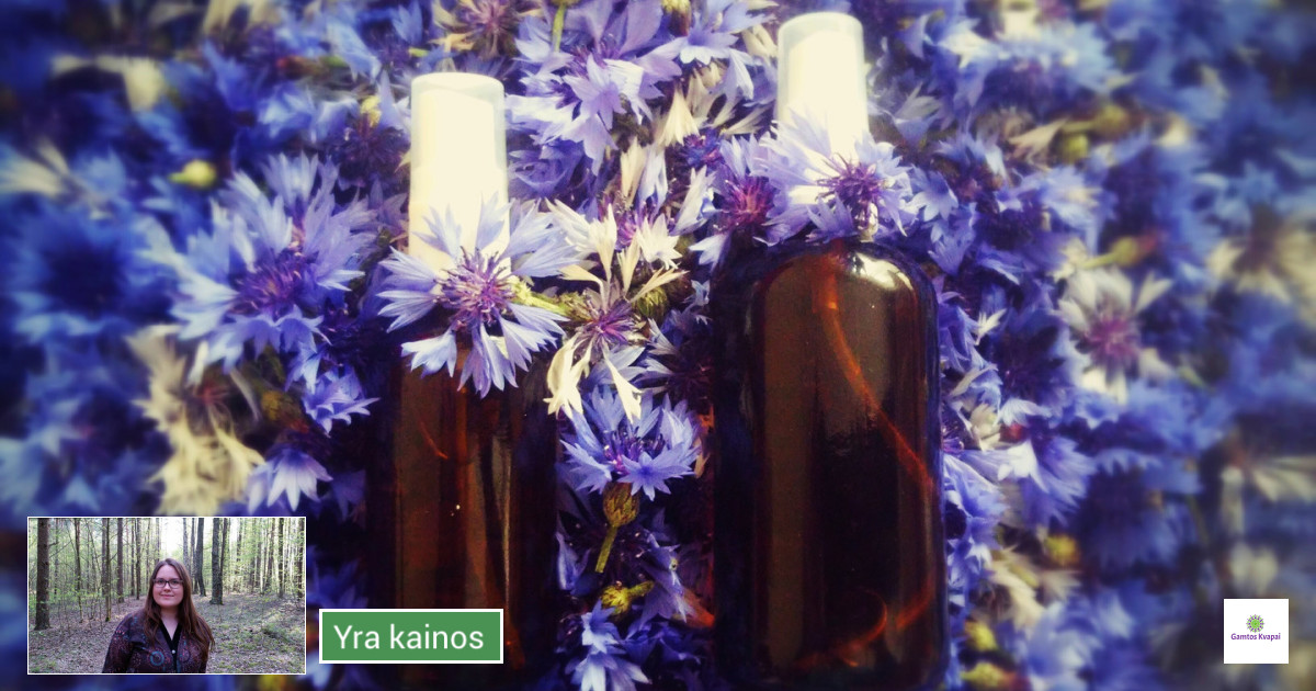 Aromaterapijos specialistas