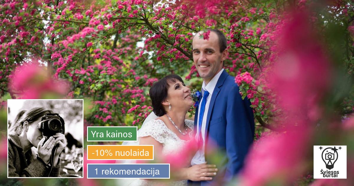 Priimami užsakymai 2019 vestuvių fotografijai