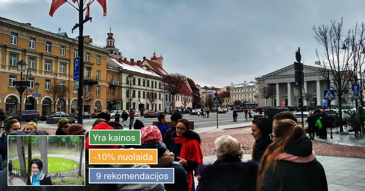 Gido paslaugos Vilniuje