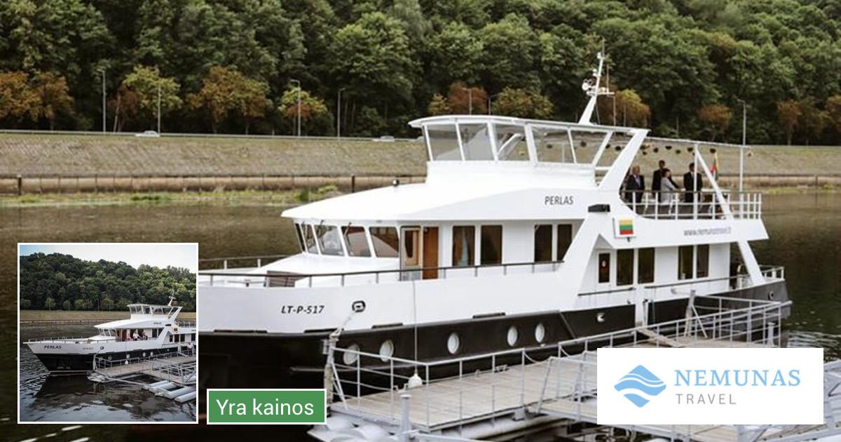 Šventės laive PERLAS