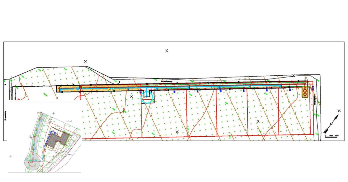 Inžinerinių tinklų projektavimas