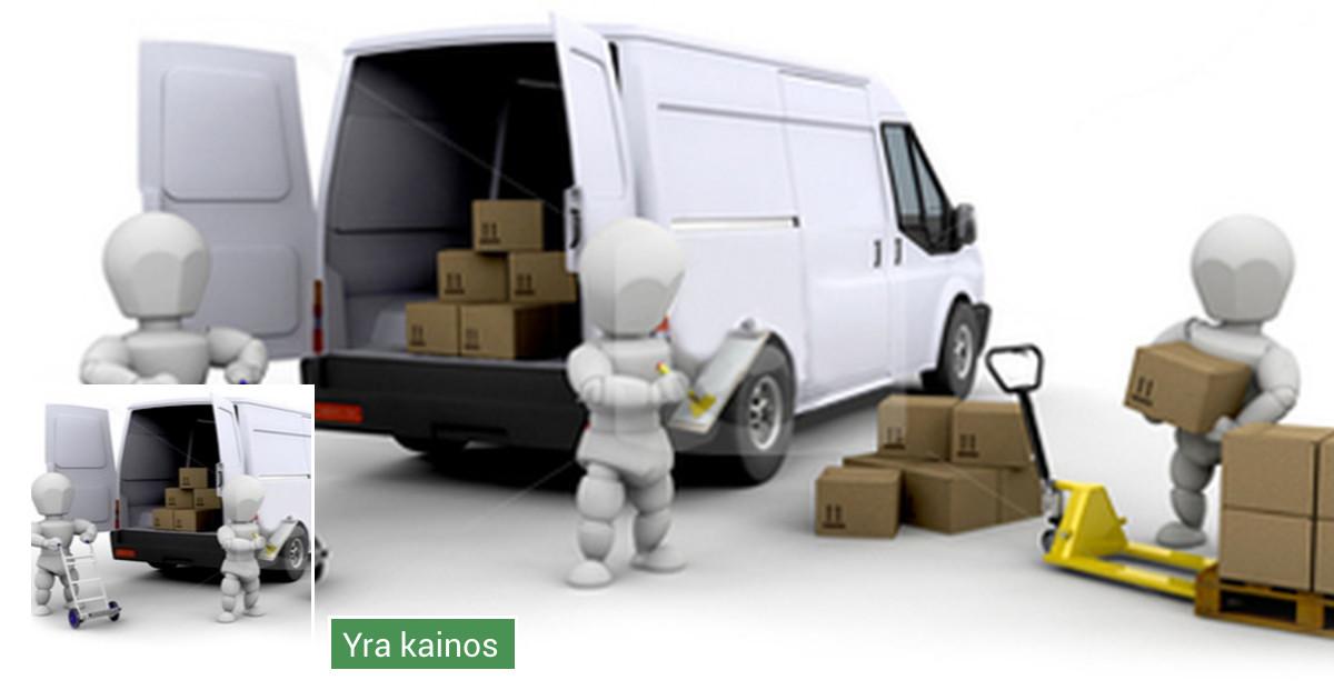 Siuntu/kroviniu gabenimas  i svedija-norvegija-lietuva