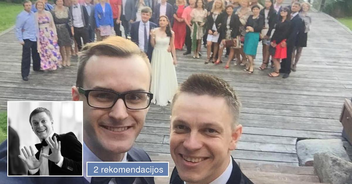 Renginių vedėjas Vilniuje