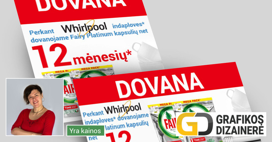 Grafinis dizainas | baneriai | leidiniai | plakatai ir tt.