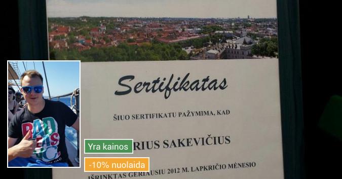 Nekilnojamojo turto ekspertas Vilniuje