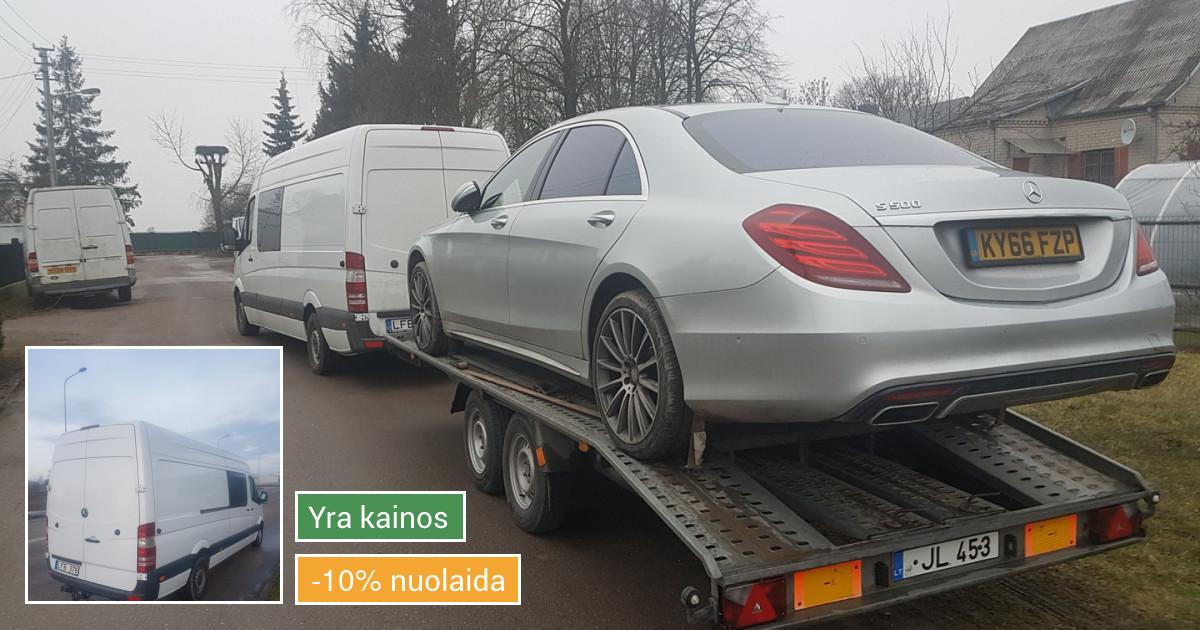 Krovinių,automobiliu  pervežimas Lietuva Anglija Lietuva