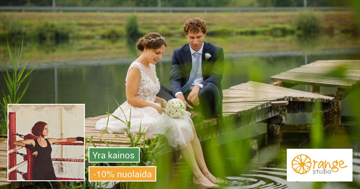 Vestuvių, vaikų ir šeimos fotografė