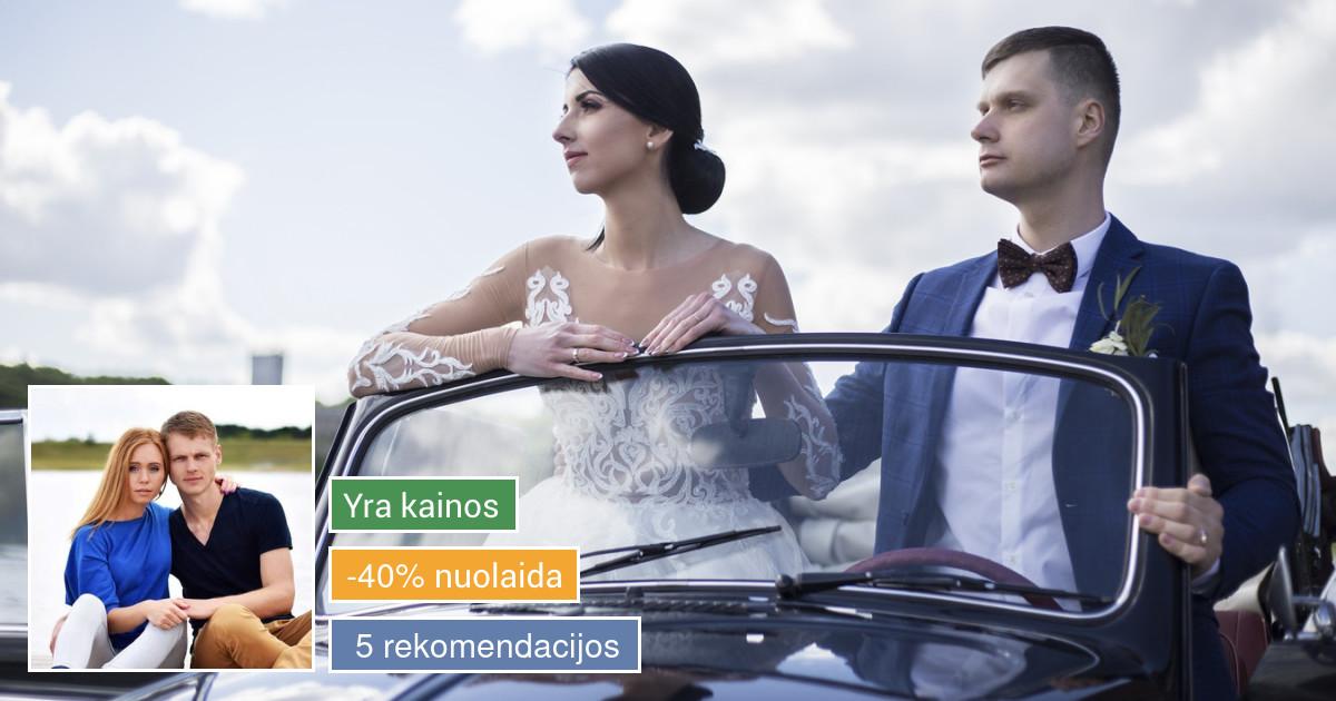 Vestuvių fotografai - EŽio photography