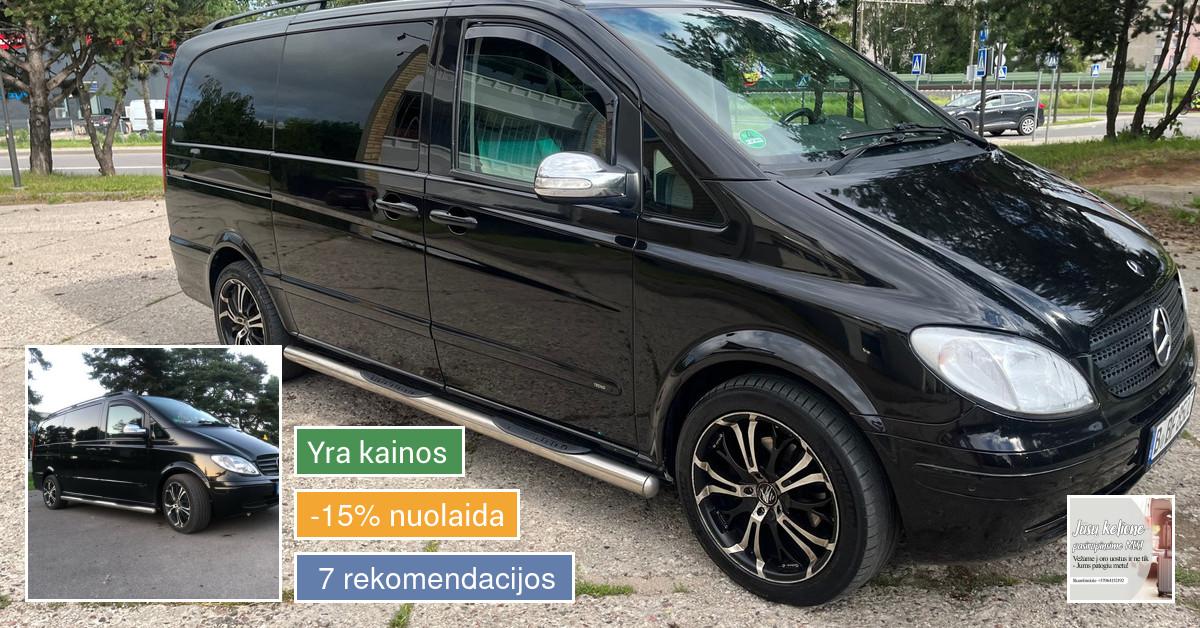 Vežame į Vilniaus, Varšuvos, Rygos oro uostus, renginius