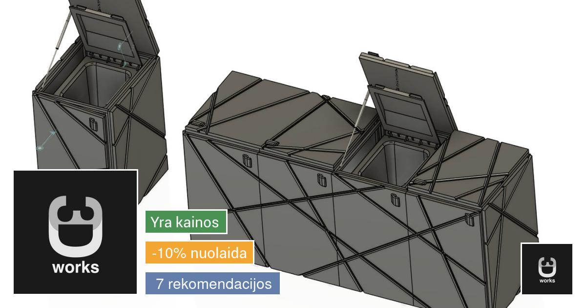 3D spausdinimas/modeliavimas/projektavimas/