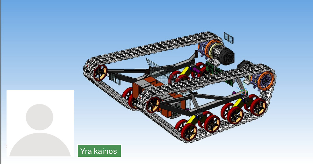 Konstruktorius mechanikos inžinierius