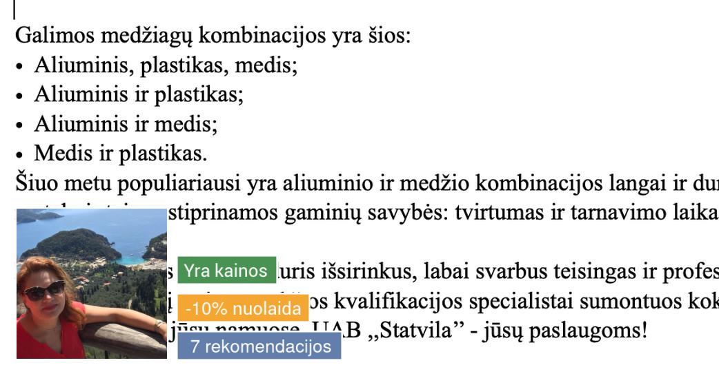 Gitana Railienė, tekstų kūrėja, visa Lietuva