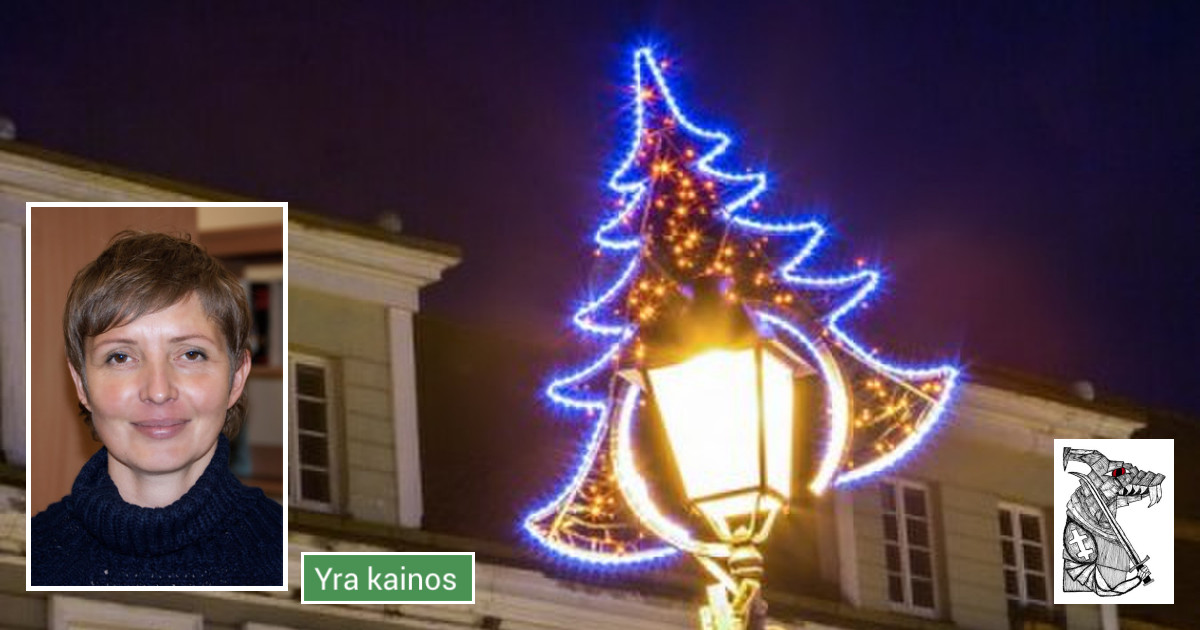Vilniaus gidė Ilona