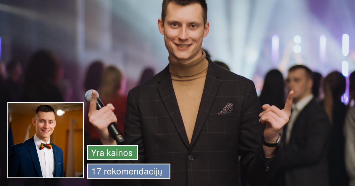 Vedėjas Jonas Jačiunskis