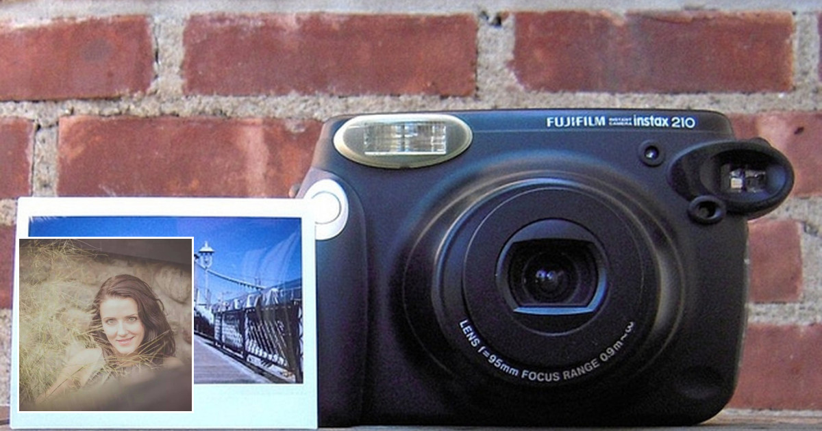 Momentinio fotoaparato nuoma