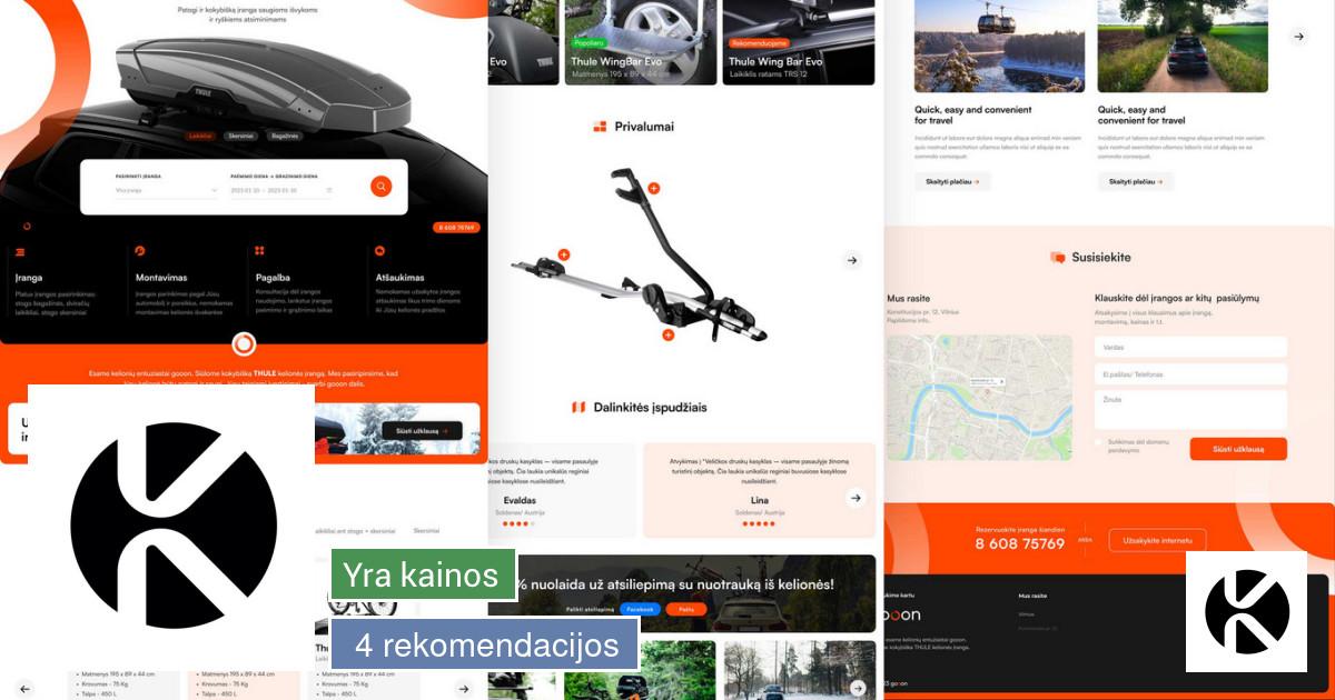Logotipo ir prekės ženklo kūrimas.