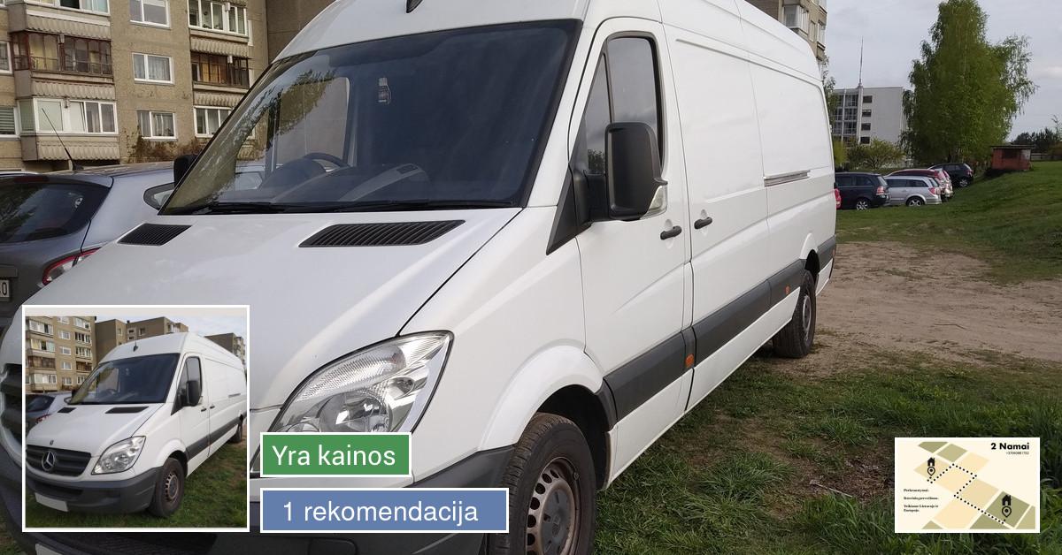 2 Namai. Perkraustymai, pervežimai Lietuvoje Ir Europoje.
