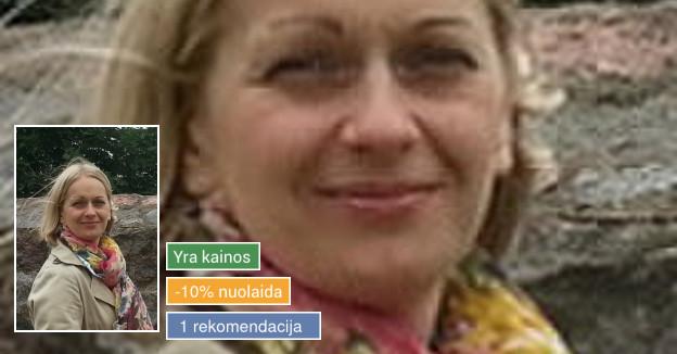 Šeimos ir vaikų psichologė Vilniuje