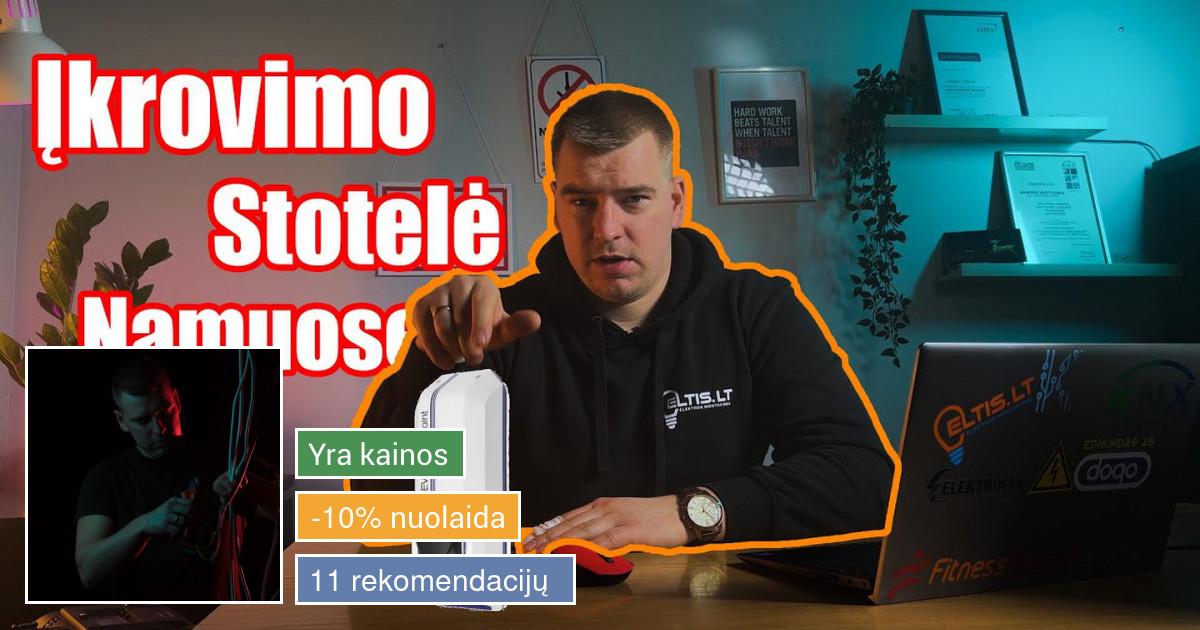 Elektros Instaliacija Vilniaus r.