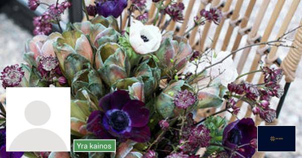 """""""SPA Deko"""" gėlės jūsų gražesniam gyvenimui"""