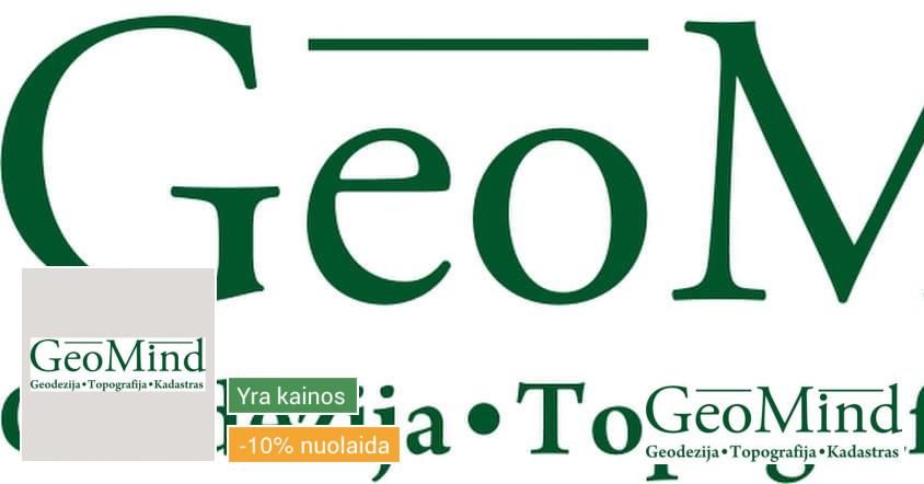 Topografinės nuotrukos, geodeziniai matavimai