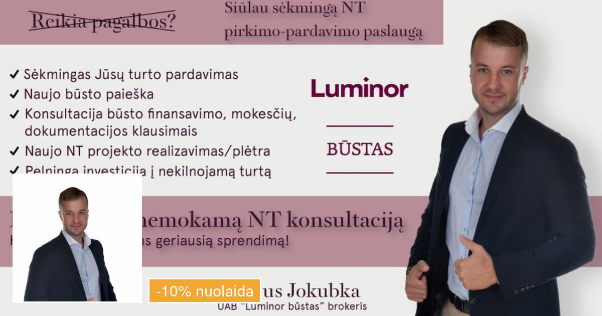 NT Brokeris Nerijus Jokubka