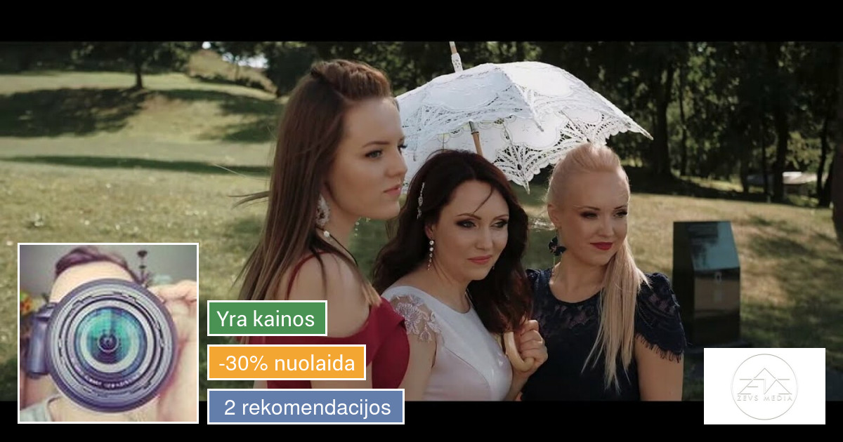 ZEVS MEDIA   FILMAVIMO PASLAUGOS