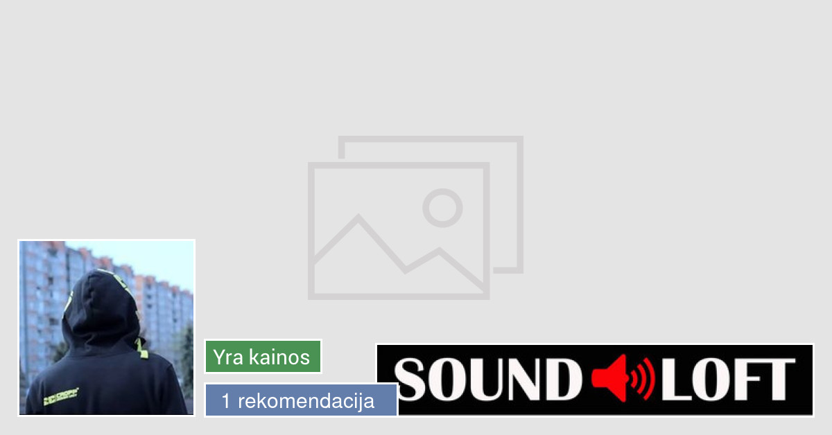 Garso įrašų studija Klaipėdoje