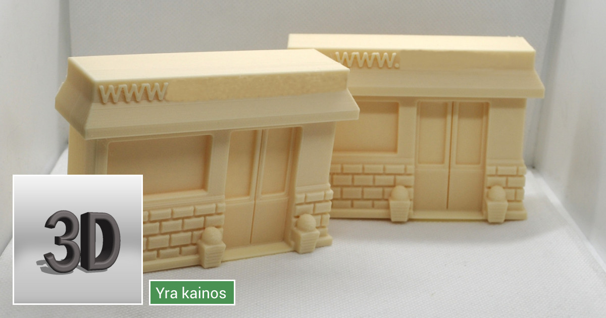 3D spausdinimas
