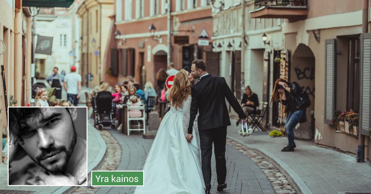 Vestuvių ir portretų fotografas