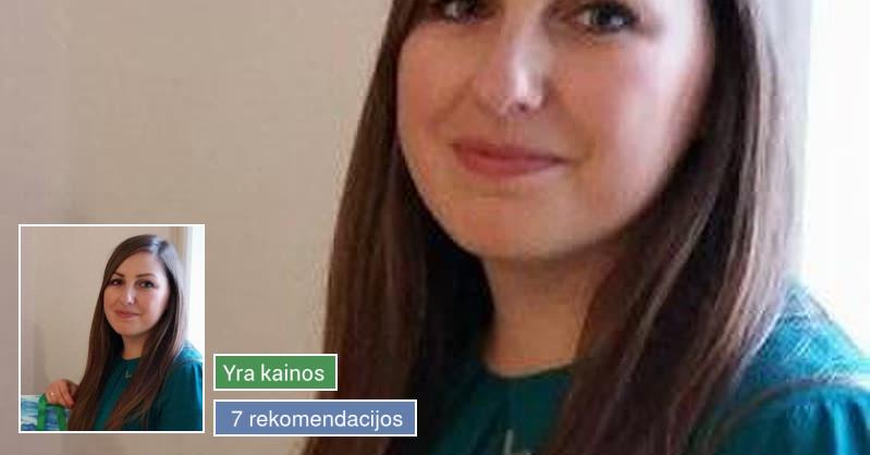 Vaikų ir paauglių psichologė Klaipėdoje