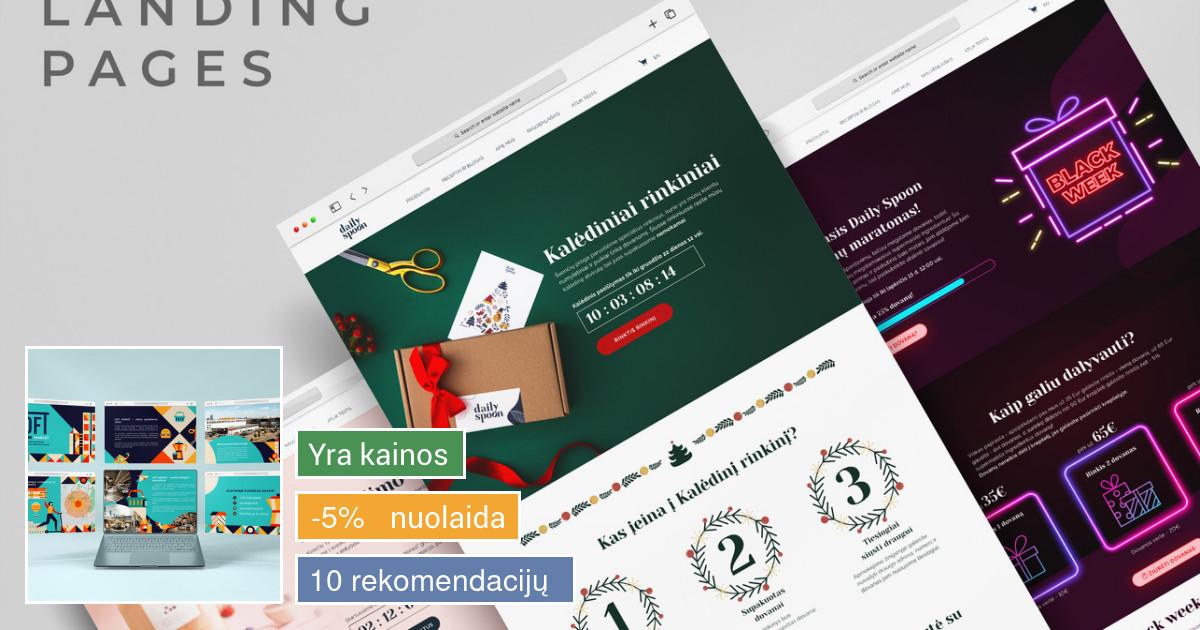 Grafikos dizainerė - iliustruotoja