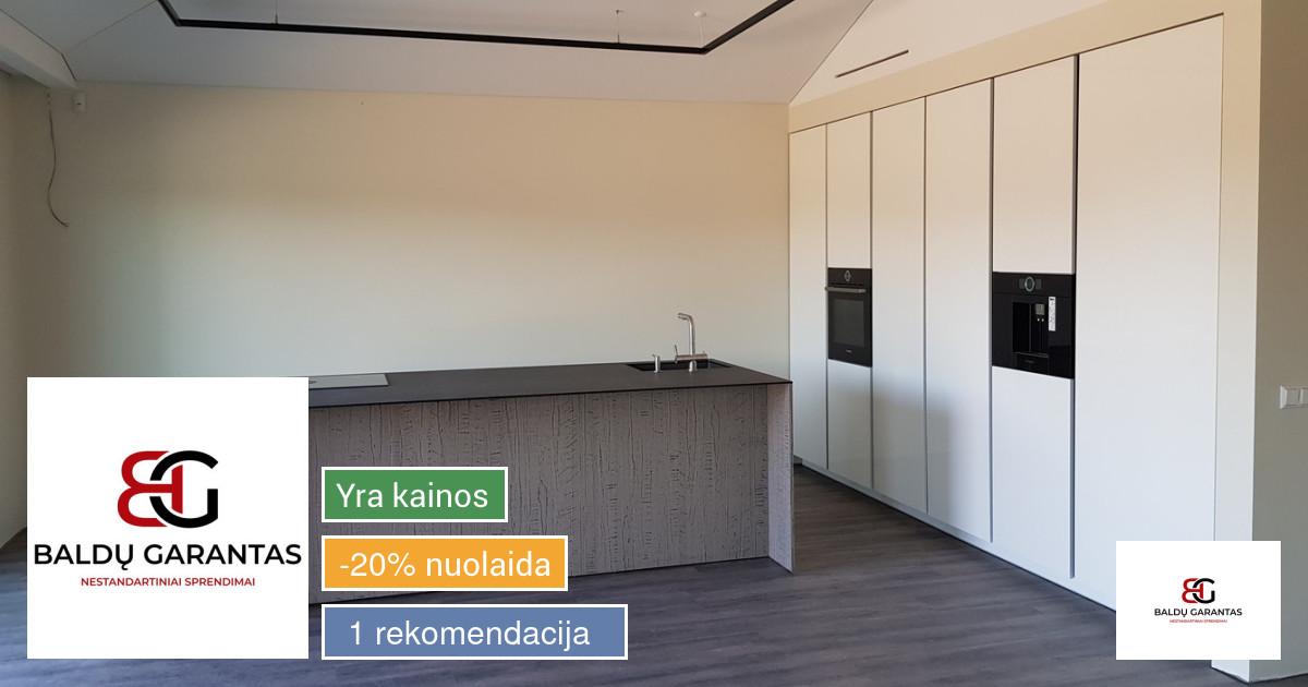 Mūsų misija: kokybiški baldai Jūsų namuose.