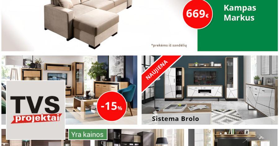 Interneto svetainių ir el.parduotuvių kūrimas, TVS, SEO