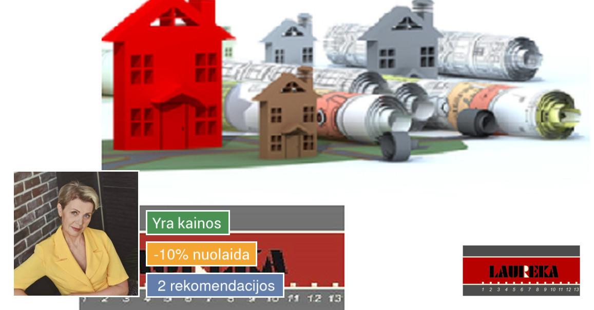 Kadastriniai statinių matavimai ir namų pridavimas