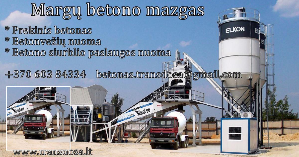 PREKINIS BETONAS