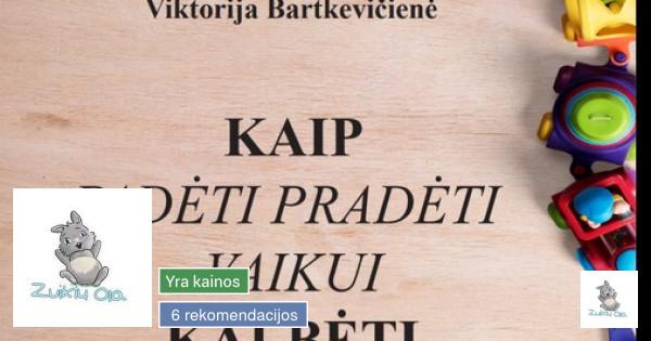 Logopedė Vilniuje