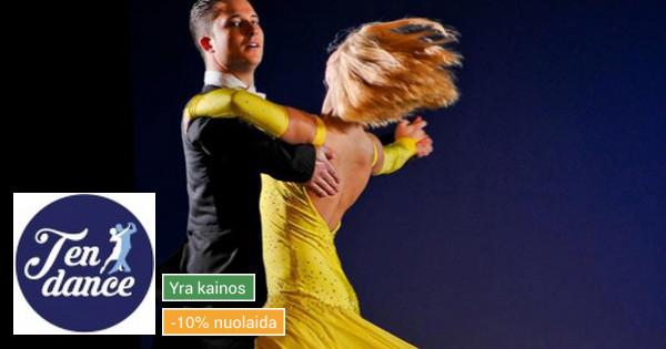 Tendance šokių centras