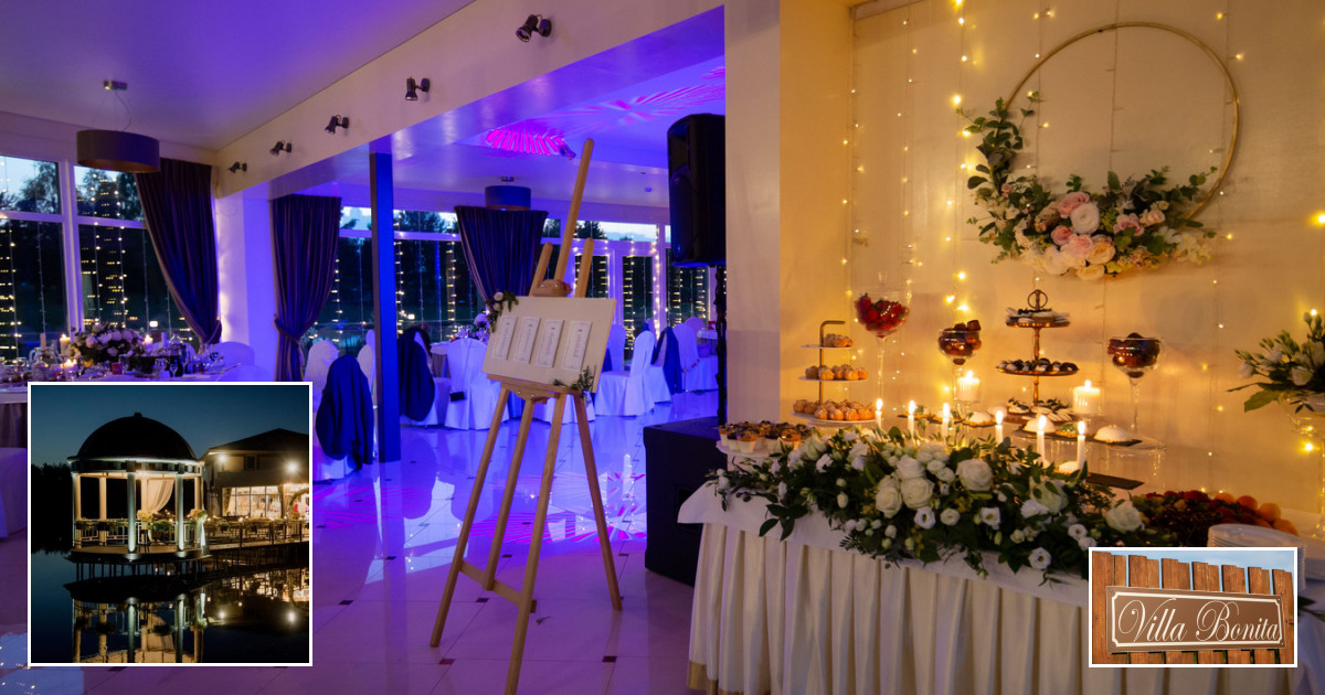 Villa Bonita stilingoms vestuvėms