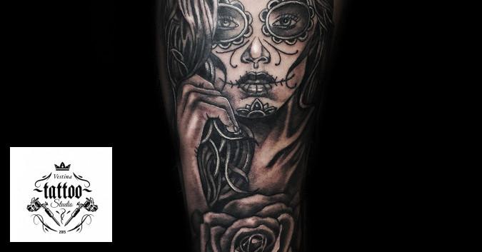 Tatuiruotės, tatuiruočių salonas